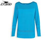 Спортивный лонгслив Crane, цвет голубой р.S большемерит