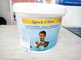 Quick Chlor - быстрорастворимый хлор 2 кг
