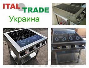 Плиты индукционные Украина (Харьков)