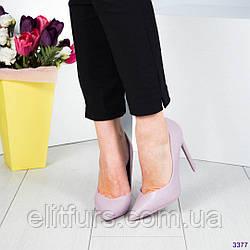 Туфли на высокой шпильке + (2 цвета)