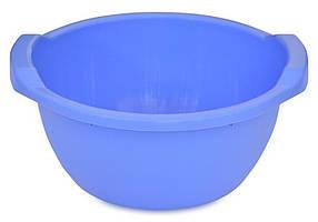 Таз пластиковый круглый, пищевой, 8 л (66-512) шт.