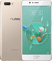 Смартфон ZTE Nubia M2   2 сим,5,5 дюйма,8 ядер,64 Гб,16 Мп,Amoled.