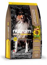 Корм NUTRAM (Нутрам) Total GF Turkey Chiken Duck для собак (3 вида птицы), 11,34 кг