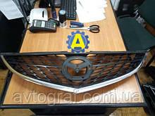 Решетка радиатора на Mazda 6 (Мазда 6) 2008-2010