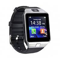 Smart Watch Phone DZ09 silver