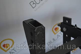 Окучник Мотор Сич (двойная сцепка + окучник Стрела 2шт) пр-ва AMG, фото 2