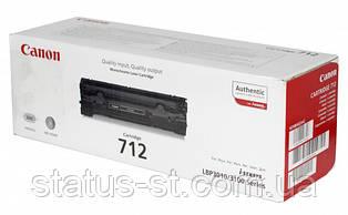 Заправка картриджа Canon 712 для принтера LBP-3010, LBP-3100