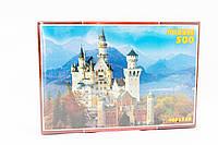 Пазлы 500 элементов, Замок белый на фоне гор, rv0064606