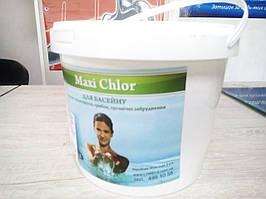 Maxi chlor (таблетки 200г) 3-комп.  2 кг