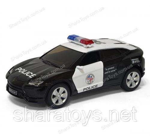 Машинка Kinsmart Lamborghini Urus (Police)