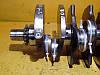 Коленвал PANEWK AUDI A4 B6 A6 C5 БДГ 155KM 059G, фото 3
