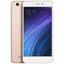 ORIGINAL Xiaomi Redmi 4A Gold 2Gb/16Gb Гарантия 1 Год