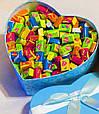 Жвачки Love is в коробочке Большие, фото 4