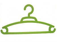 Вешалка для одежды Светло-зеленая 39 Ламела 1001