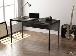 """Письмовий стіл """"L-2p"""" Loft design (4 варіанти кольорів)"""