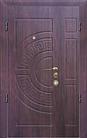 Входные металлические двери в Одессе (Комфорт) ― модель Греция 2, фото 1