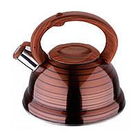Чайник со свистком Wellberg WB-6659 - 2,5л