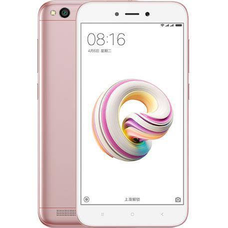 Xiaomi Redmi 5A 2/16Gb Rose Gold Гарантия 1 Год, фото 2
