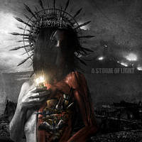 Винил A Storm Of Light - As The Valley Of Death Becomes Us Our Silver Memories Fade 2LP