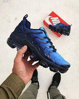 Кроссовки Nike Air Max Vapormax plus Blue