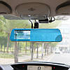 """Зеркало - видеорегистратор 4.3"""" дюйма с видеопарковкой и камерой заднего вида. Модель ЕА740"""