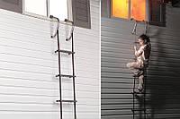 First Alert EL52-2 Двухстоечная лестница стальная противоскользящая