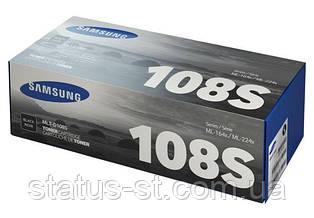 Заправка картриджа Samsung MLT-D108S для принтера ML-1640, ML-1641, ML-2240, ML-2241
