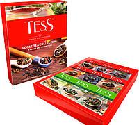 """Набор чая листовой TESS """"Loose Tea Collection"""" (9 видов) 355 гр."""