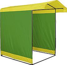 """Торговая палатка 1,5х1,5 м """"Люкс"""" Ф25. Бесплатная доставка!, фото 2"""