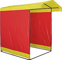 """Торговая палатка 1,5х1,5 м """"Люкс"""" Ф25. Бесплатная доставка!, фото 3"""