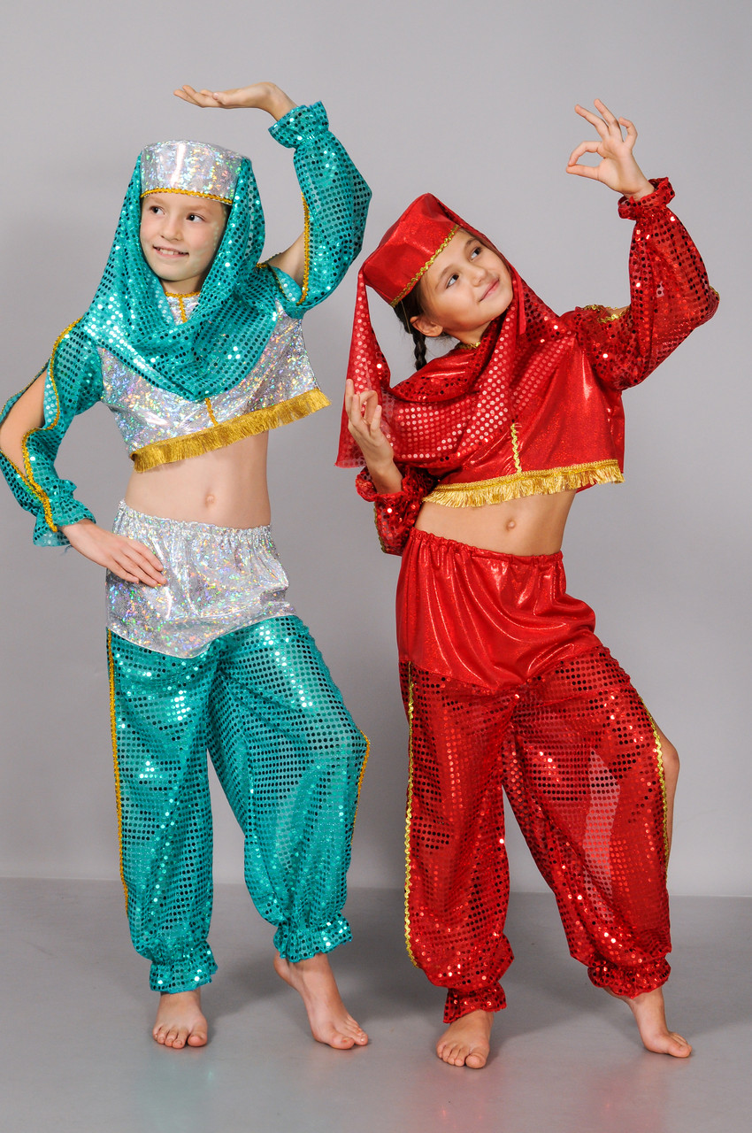Детский карнавальный костюм Шахерезада