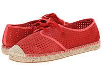 Красные эспадрильи DKNY