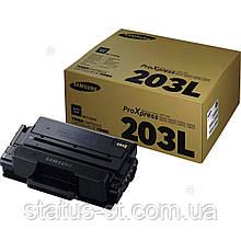 Заправка картриджа Samsung MLT-D203L для принтера SL-M3320ND, M3820ND, M4070FR, M4020ND, M3370FD, M3820D