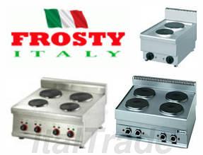 Плити електричні Frosty (Італія)