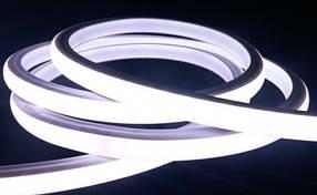 LED НЕОН SL-001L SMD 2835/120 220V белый холодный IP65 (1м) Код.59257