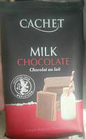 """Шоколад """"Cachet"""" Milk 32% какао 300г"""
