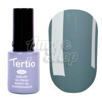 Гель-лак Tertio №035 (серый, эмаль), 10 мл