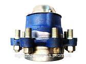 Ступица колеса 2ПТС4 тракторного прицепа  887А-3103021-10 на  8 шпилек