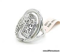 Великолепное кольцо с греческим орнаментом