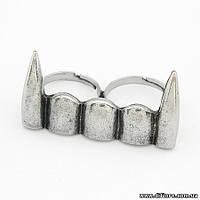 Двойное кольцо Зубки