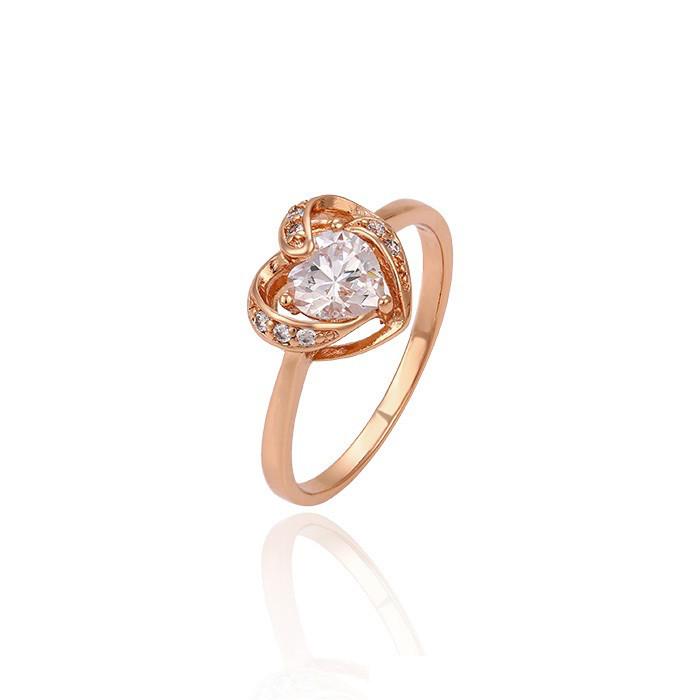 Легкое кольцо Сердце