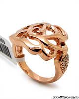 Нарядное кольцо Роза