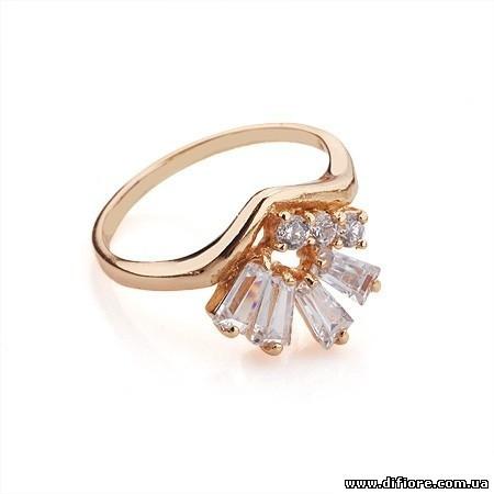 Нетривиальное кольцо с белыми фианитами