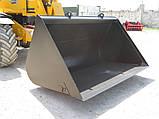 Ковш погрузчика JCB - новый зерновой ковш JCB 2,7м³, фото 3