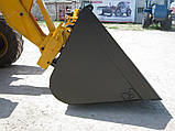 Ковш погрузчика JCB - новый зерновой ковш JCB 2,7м³, фото 4