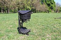 """Барбекю """"Викинг"""" 4мм, с нержавеющей решеткой-гриль (максимальная комплектация)"""