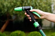 Пистолет для полива Presto-PS насадка на шланг пластик (2100), фото 2