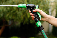 Пистолет для полива Presto-PS насадка на шланг пластик (2100), фото 3