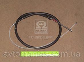 Трос ручного тормоза SKODA OCTAVIA (1U2) 97-10, VW GOLF IV 97-05, L=1700/1070 Гарантия!