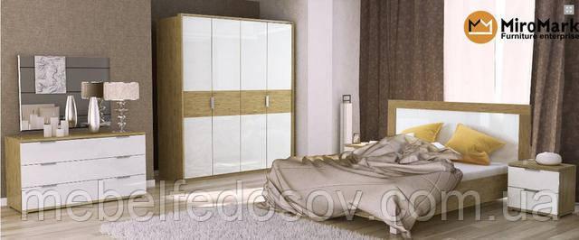 Модульная спальня Верона (Миро Марк/MiroMark)